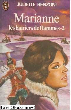 Marianne, les lauriers de flammes Tome II