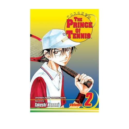 (THE PRINCE OF TENNIS, VOLUME 2) BY KONOMI, TAKESHI(AUTHOR)Paperback May-2004