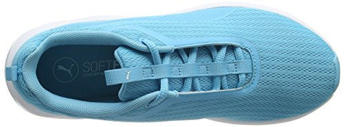 Puma Prowl, Zapatos De Fitness Para Mujer Azul (nrgy Turquoise-white)