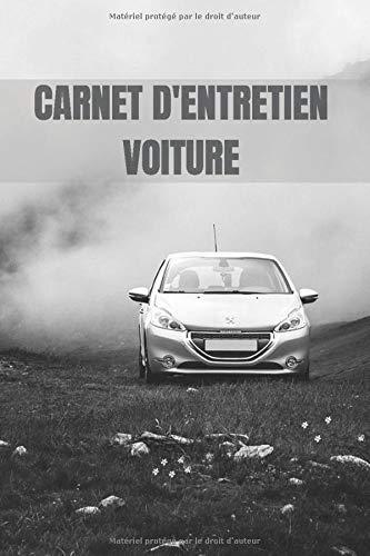 Carnet d'entretien voiture: | Accessoire voiture carnet entretien voiture avec pages préfabriquées | Convient à tous les vehicules | Entretien auto | Accessoires auto par Garage Accessoire