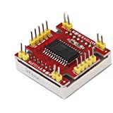 MAX7219 Llevó El Módulo De Visualización De Matriz De Puntos 8x8 Para Arduino