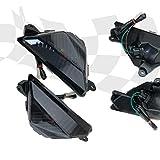 Blinker Paar Vorne getönt für Kawasaki Ninja 300 / ZX-6R / ER6F / Ninja 400/650 / Z1000SX