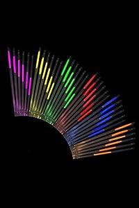 UV Floor 3700817003566 - Pajita luminosa, colores surtidos