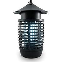 LVAB 7 vatios insecticidas UV - Mosquitos, Avispas y Otros Insectos, Insectos de la lámpara - atrapamoscas con Cable de alimentación eléctrica