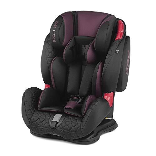 be Cool 754657-sedia da auto gruppo 123, Unisex