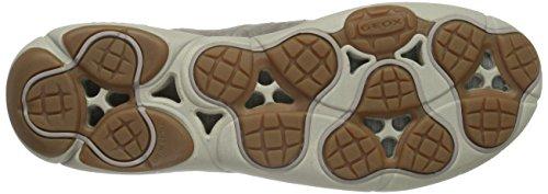 Geox D Nebula E, Baskets Basses Femme Braun (TAUPEC6029)