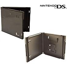 Link-e ®: Conjunto de 10 cajas de recambio negras para los juegos de Nintendo DS