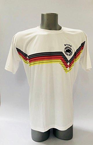 Kulkat Sports Sale. WM Camiseta Alemania de Alemania Talla Top Camiseta Calidad Fun de Jersey (XL)
