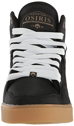 Osiris Chaussure NYC83 Vulc Dcn Noir-Noir-Copper Noir