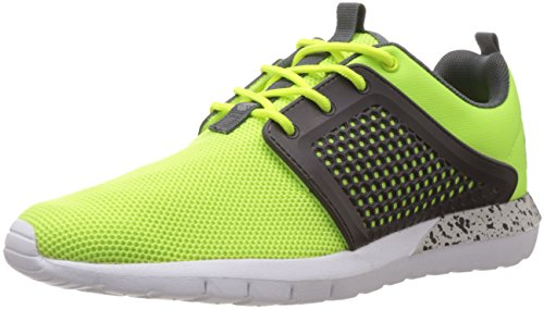 Lee Cooper Men's Green Running Shoes - 6 UK
