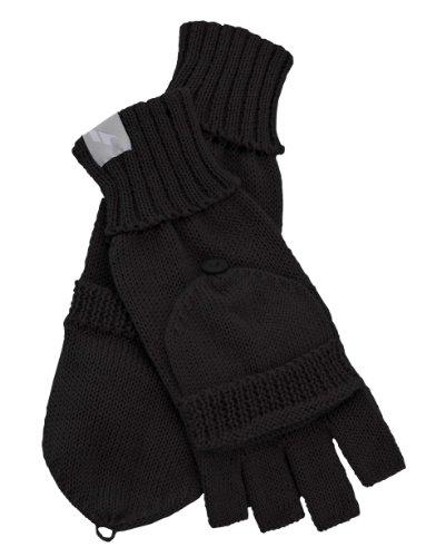 Trespass Tussock Fingerlose Handschuhe für Damen schwarz schwarz Each Preisvergleich