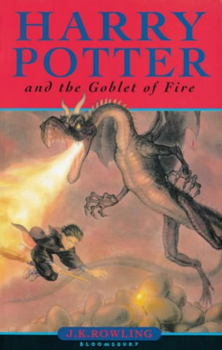 Click for larger image of Harry Potter and the Goblet of Fire (Book 4)