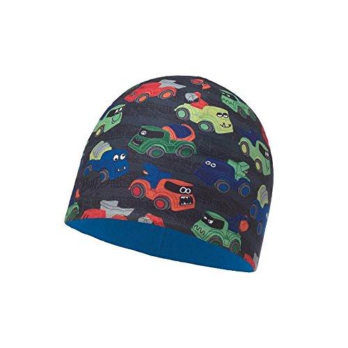 Buff Kinder Microfiber und Polar Hat Mütze, Wagons Multi, One Size