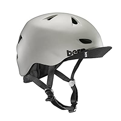 Bern Brentwood Men's Zipmold Helmet from Bern