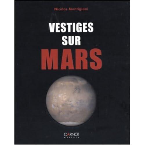Vestiges sur Mars