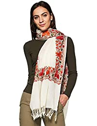 Weavers Villa Women's Woolen Blends Shawl