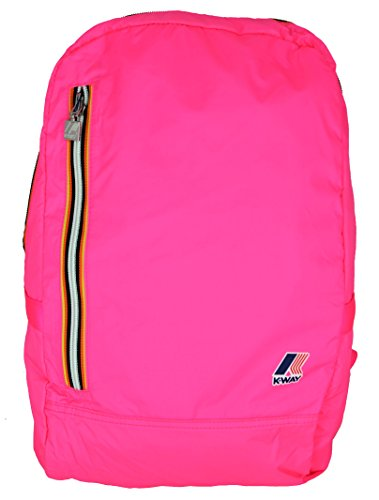 K-way 6ak1331kc0701 zaino unisex adulto fuxia fluo