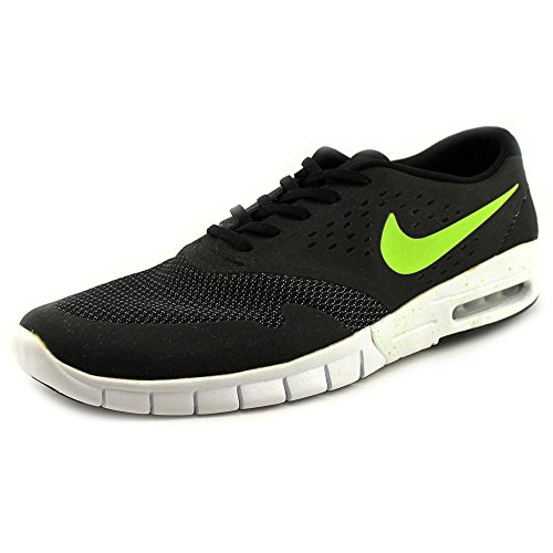 Nike Eric Koston 2 Max, Chaussures de Skate Homme, Rouge, Taille Black/White/Flash Lime