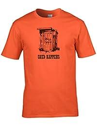 Shed Happens - Gardener, Allotment Green Fingers Mens T Shirt