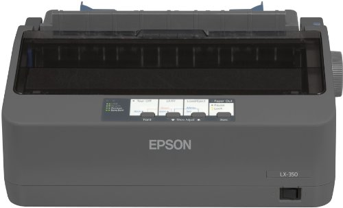 Epson LX-350, Stampante ad Aghi a Impatto, 9 Aghi e 80 Colonne