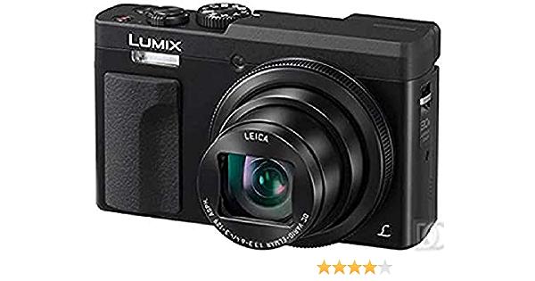 Panasonic Tz90 Black Dc Tz90ep K Camera Photo