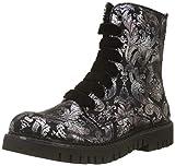 MARCO TOZZI Damen 2-2-25239-21 098 Combat Boots, Schwarz (Black Comb, 40 EU