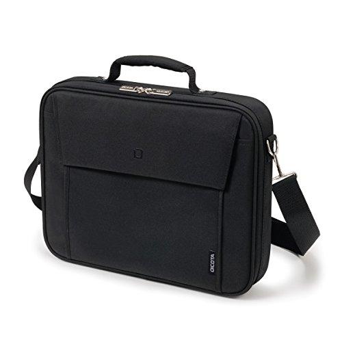 DICOTA Multi BASE 33-35cm 13-14,1Zoll black Leichte Notebooktasche mit Schutzfunktion