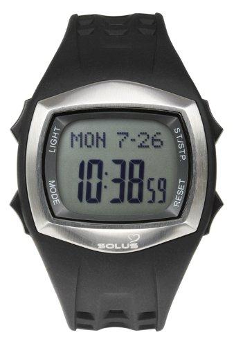 Bernex SL-100-001 - Reloj digital unisex de plástico Resistente al agua