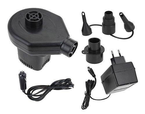 Nicht definiert Elektrische Pumpe für Luftmatratzen, bidirektionaler an 220V Steckdose und 12V KFZ-Ladegerät)