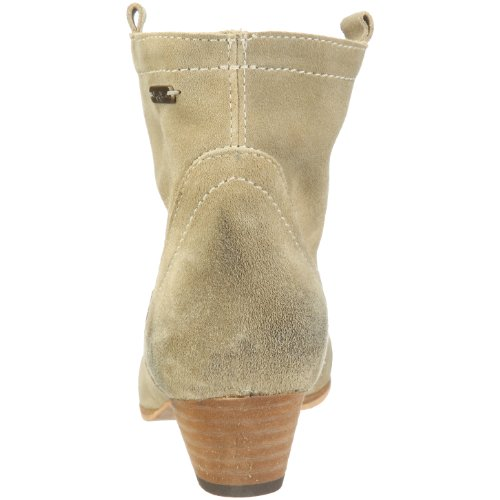 Pepe Jeans London Messy MSS-232 A, Bottes femme Beige