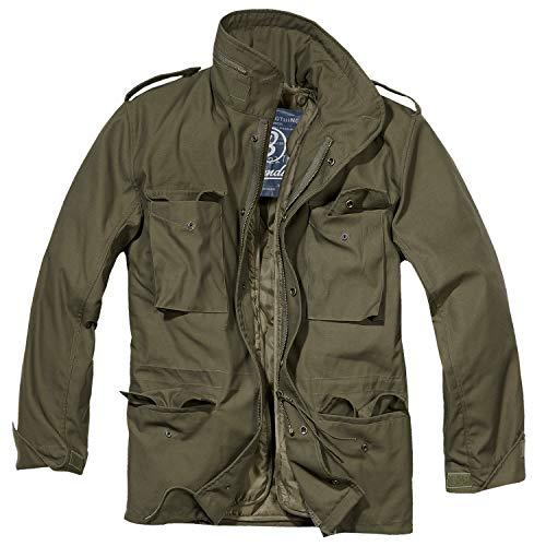 Brandit M65 Standard Jacke Oliv 3XL
