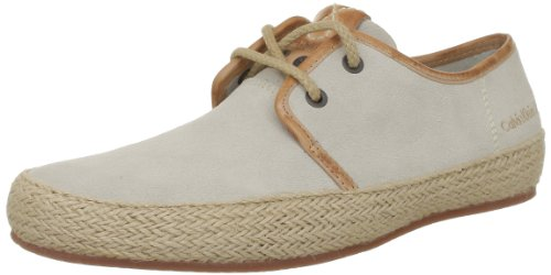 Calvin Klein Jeans Rylan Suede/Veg Crust, Chaussures à lacets homme