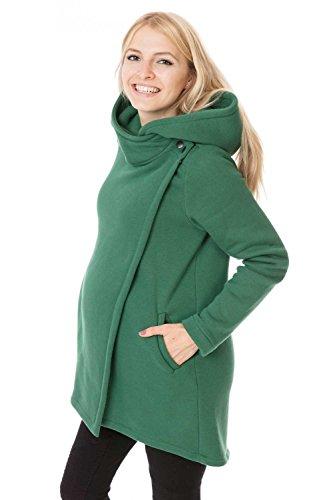 GoFuture Damen Umstandsjacke für Mama Jacke Taylor GF2278XC in Grün (Frühjahr Modisch)