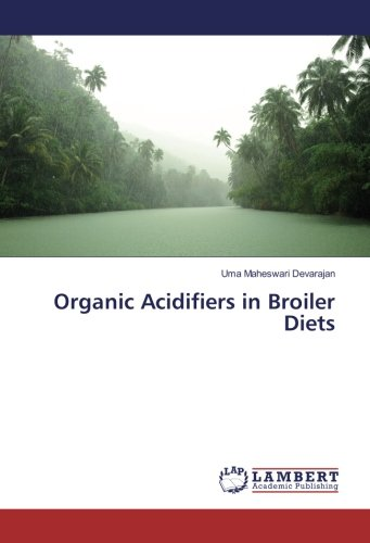 Organic Acidifiers in Broiler Diets