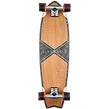 Globe Chromantic Cruiser Skateboard, Unisex adulto, Amarillo (Teak/Floral Couch), Única