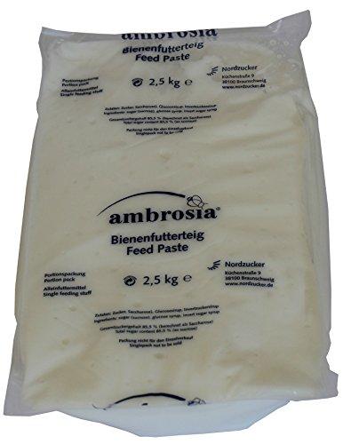 Ambrosia Futterteig 2,5kg Test