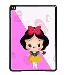 Printvisa 2D Printed Girly Designer back case cover for Apple ipad Air 3 - D4577