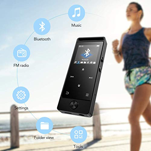 Zoom IMG-3 agptek lettore mp3 bluetooth 8