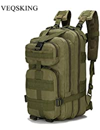 Zaini e borse sportive INFIKNIGHT Inf 70L Molle Camo Tactical Backpack Military Army Waterproof Hiking Camping Backpack Travel Rucksack Outdoor Sports Climbing Bag