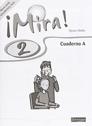 Mira 2 Workbook A Revised Edition (Pack of 8)