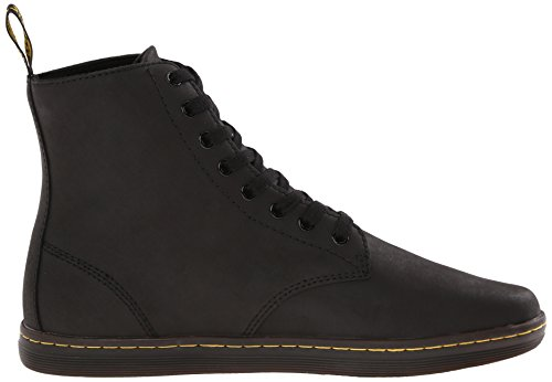 Dr Martens Tobias Greasy Lamper, Boots homme Noir (Black)