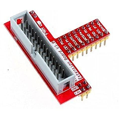 26-pin accessorio scheda di espansione t GPIO per Raspberry Pi