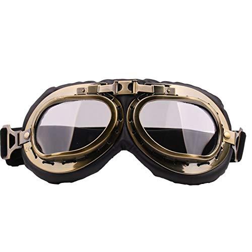 MaxAst Sport Brille Winddicht Herren Damen Skibrille Schutzbrille Unisex Klar