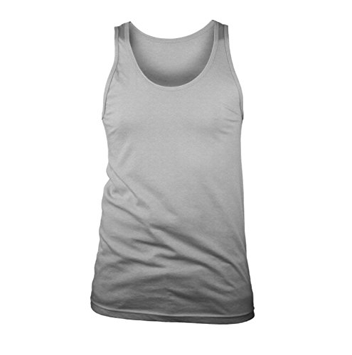 7d79baa0b5ffe Sovereign Manufacturing Co Men s Big Tank Top Large Athletic Grey