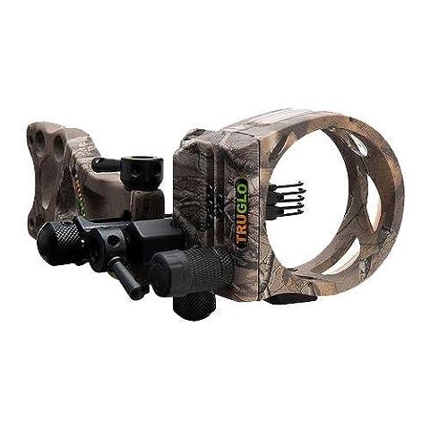 TXS Pro Micro 5 Pin XTR Camo Sight w/Light by (Camo 5 Pin)