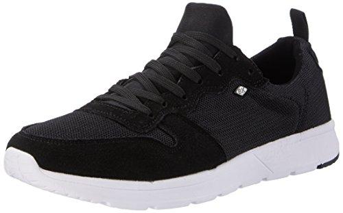 British Knights Herren Brenn Sneaker Schwarz (Black)