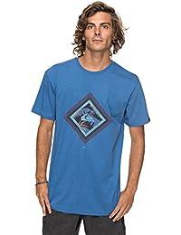 Quiksilver Classic Crimson Skyline T-Shirt Homme