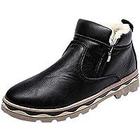 lazzboy bottes étanches pour femmes la cheville en peau peau peau de serpent feuillet matelassés fourrure chaude sur les chaussures de bateau coton 845475