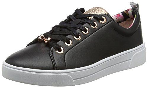 Kellei, Sneaker Donna, Nero (Black), 39 EU Ted Baker