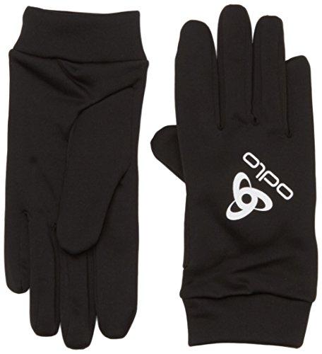 Odlo Gloves STRETCHFLEECE Liner WARM Handschuhe, Black, L